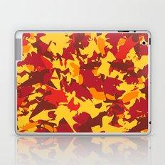 vermont fall camo Laptop & iPad Skin