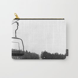Ski Lifts Views Carry-All Pouch