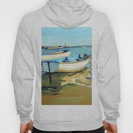 The Blue Boats Hoody
