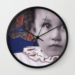 No Name Girl - Katrina Niswander Wall Clock