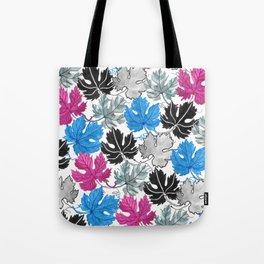 The Grape Leaf Tote Bag