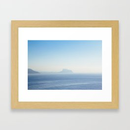 Peninsula Framed Art Print