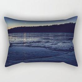 Venusian Dusk Rectangular Pillow
