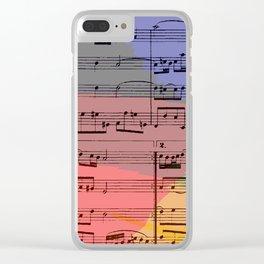 Rainbow Air Clear iPhone Case
