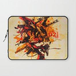 Evangelion Eva-02 Laptop Sleeve