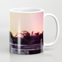 mexico Mugs featuring Mexico by Lauren Emily