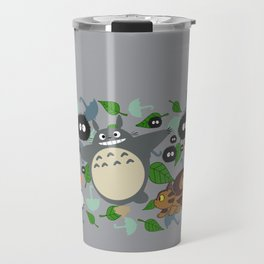 Troll in Motion Travel Mug