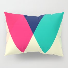 Sawtooth Pillow Sham