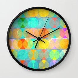 Multitudes Wall Clock