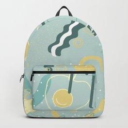 food salad Backpack