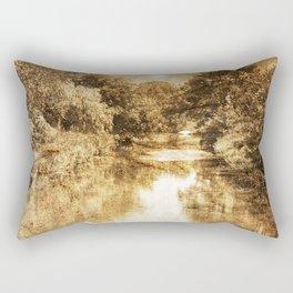 in flumine Wangerland Rectangular Pillow