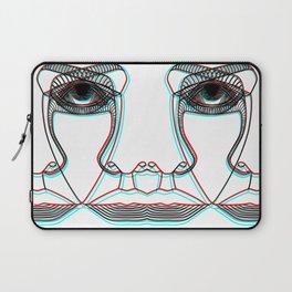 Symmetriphobia Laptop Sleeve