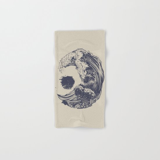 Swell Hand & Bath Towel
