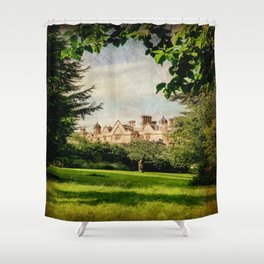 Dumbleton Manor (2) Shower Curtain