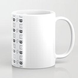 Snacks Coffee Mug