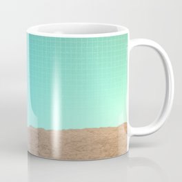 Daylight In The Desert Coffee Mug