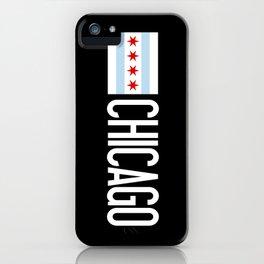Chicago: Chicagoan Flag & Chicago iPhone Case