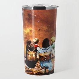 Children of the universe Travel Mug
