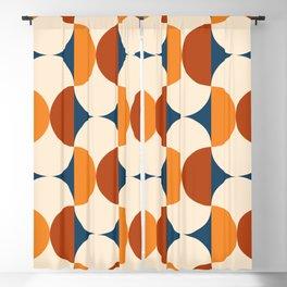 60s Beans Pattern Blackout Curtain