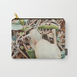 Toony Snail Carry-All Pouch