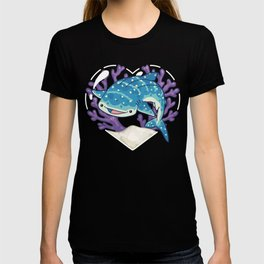 NOM the Whale Shark T-shirt
