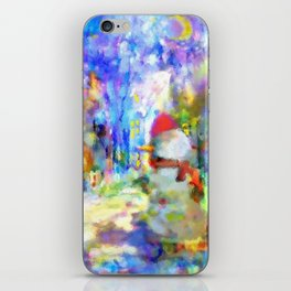 Be Happy in New 2016 Year ! iPhone Skin