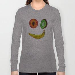 Happy Fruit I Long Sleeve T-shirt