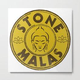 StoneMalas Metal Print