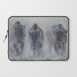 Giants in the Mist Laptop Sleeve