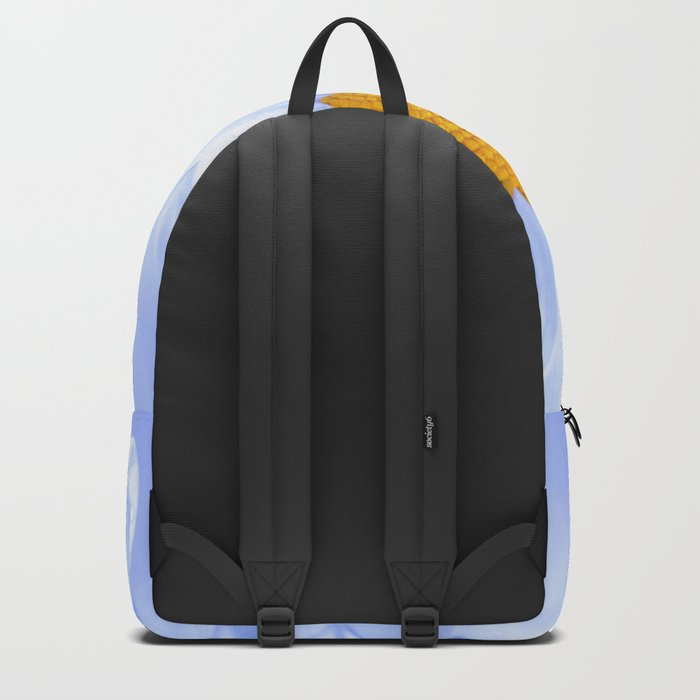 Daisy in the sky Backpack