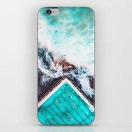 Sydney Bondi Icebergs iPhone Skin