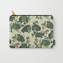 Frog Time Carry-All Pouch