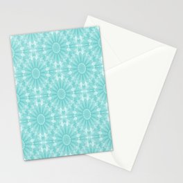 Sea flowers... Stationery Cards