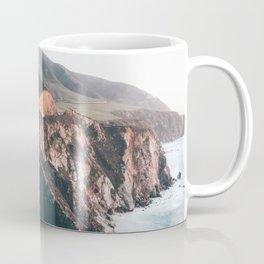 Bixby Bridge Big Sur Landscape Coffee Mug