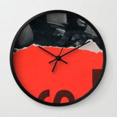 offense Wall Clock