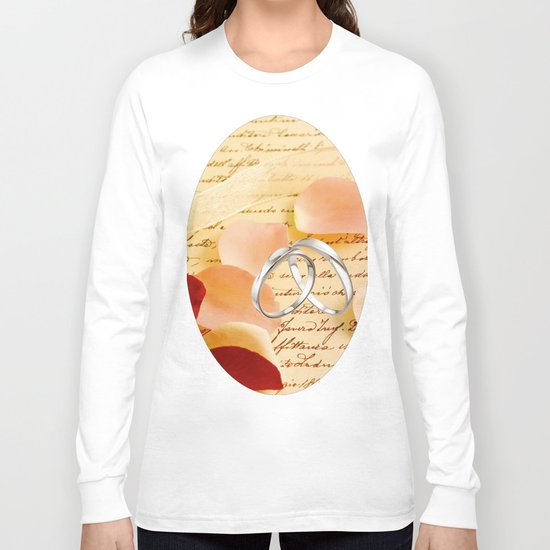 Just a note to say I love you. . . Long Sleeve T-shirt