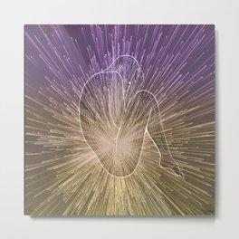 Healing power  Metal Print