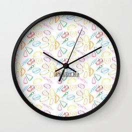 TAPITAS Wall Clock