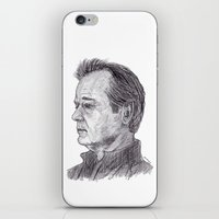murray iPhone & iPod Skins featuring Bill Murray by jamestomgray