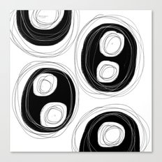 roundstone Canvas Print