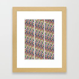 Untitled Five Framed Art Print