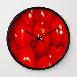 Tómatur Wall Clock