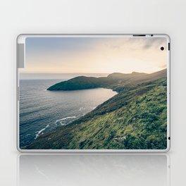 Keem Bay Sunset - nature photography Laptop & iPad Skin