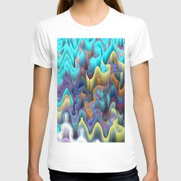 labyrinth mountains T-shirt