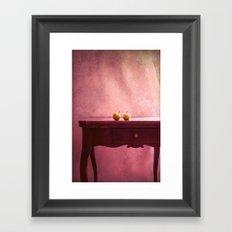 pomoj Framed Art Print