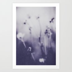 Fleeting Summer Art Print