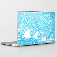scales Laptop & iPad Skins featuring Scales by Ed May