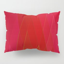 Re-Created Vertices No. 21 by Robert S. Lee Pillow Sham