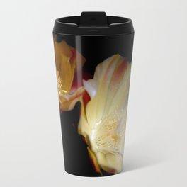 Sun Blooming Cactus Travel Mug