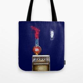 Love keep hot Tote Bag